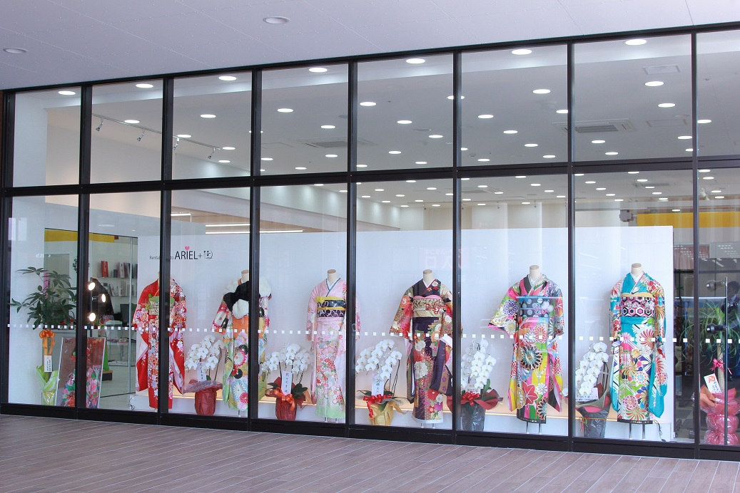 Rental & Photo ARIEL+桂 イオンタウン宇多津店