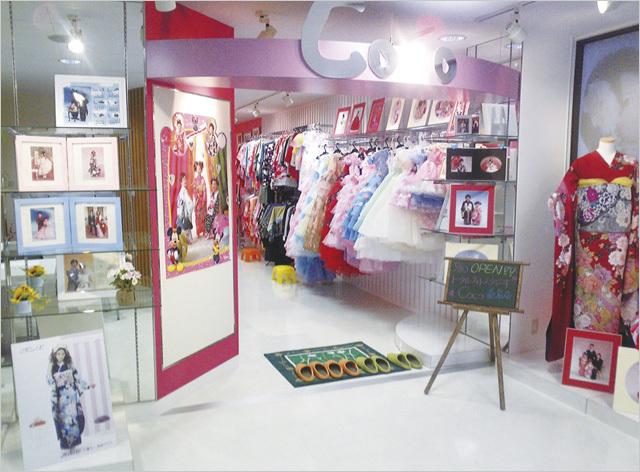 トータルフォトスタジオCoco 桑名店